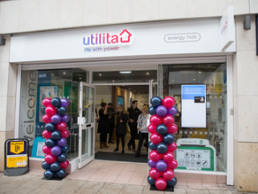 Utilita Offices and Energy Hub Fit-Out, Edinburgh