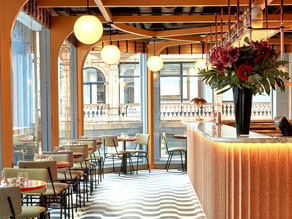 LOCKET'S Wine Bar, Mayfair now completed!