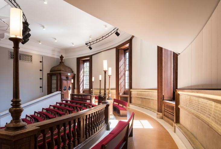 Memorial Hall Marlborough College