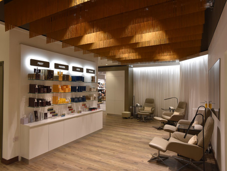 Margaret Dabbs first Express Clinic at John Lewis, Westfield London