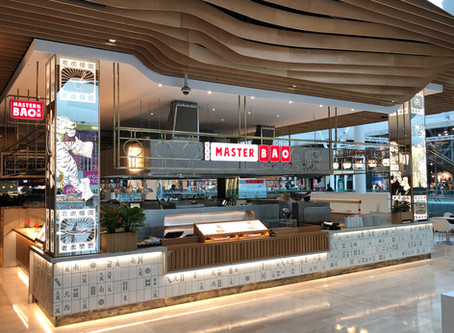 Master Bao Turnkey Fit-Out!