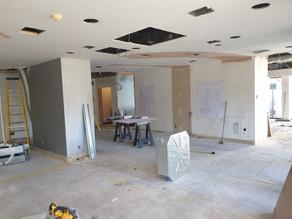 Progress on site!