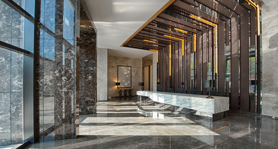 Reception Area - Hotel