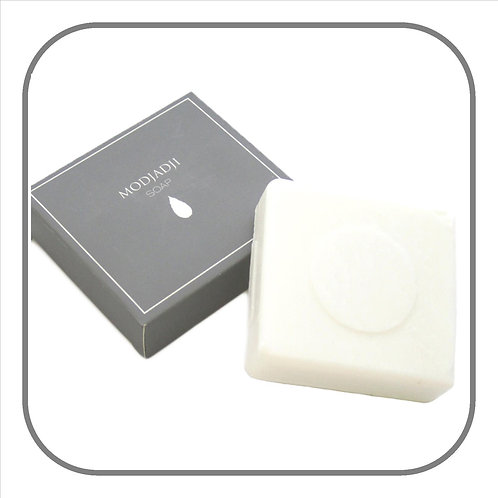 Modjadji Grey 40g Square Soap Boxed