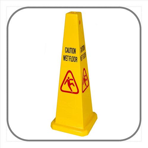 91cm Wet Floor Sign Cone