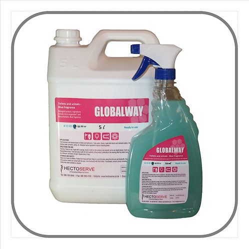 Globalway Toilet and Urinal Cleaner