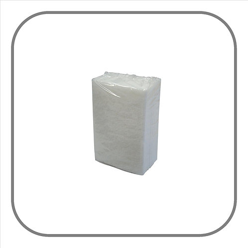 White Hand Scouring Pads
