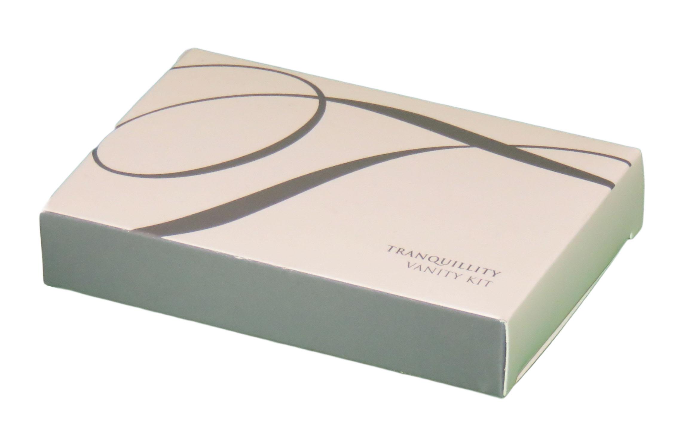 Tranquillity Hotel Vanity Kit