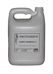Hectoserve Carper shampoo with low foaming properties