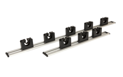 Hectoserve Wall Rail with Brackets
