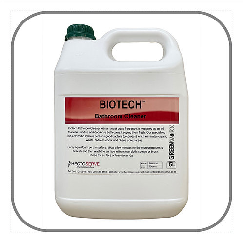 Biotech Bathroom Cleaner 5L