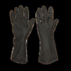 Hectoserve Black Rubber Gloves