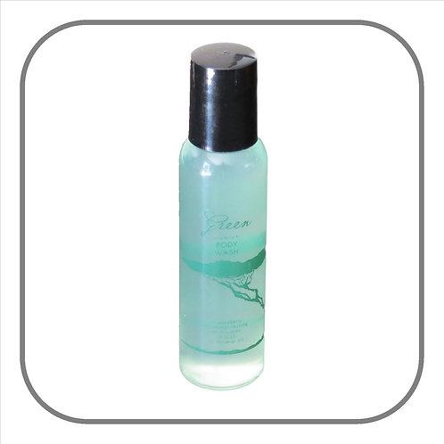 Green Body Wash Bottle 40ml x108
