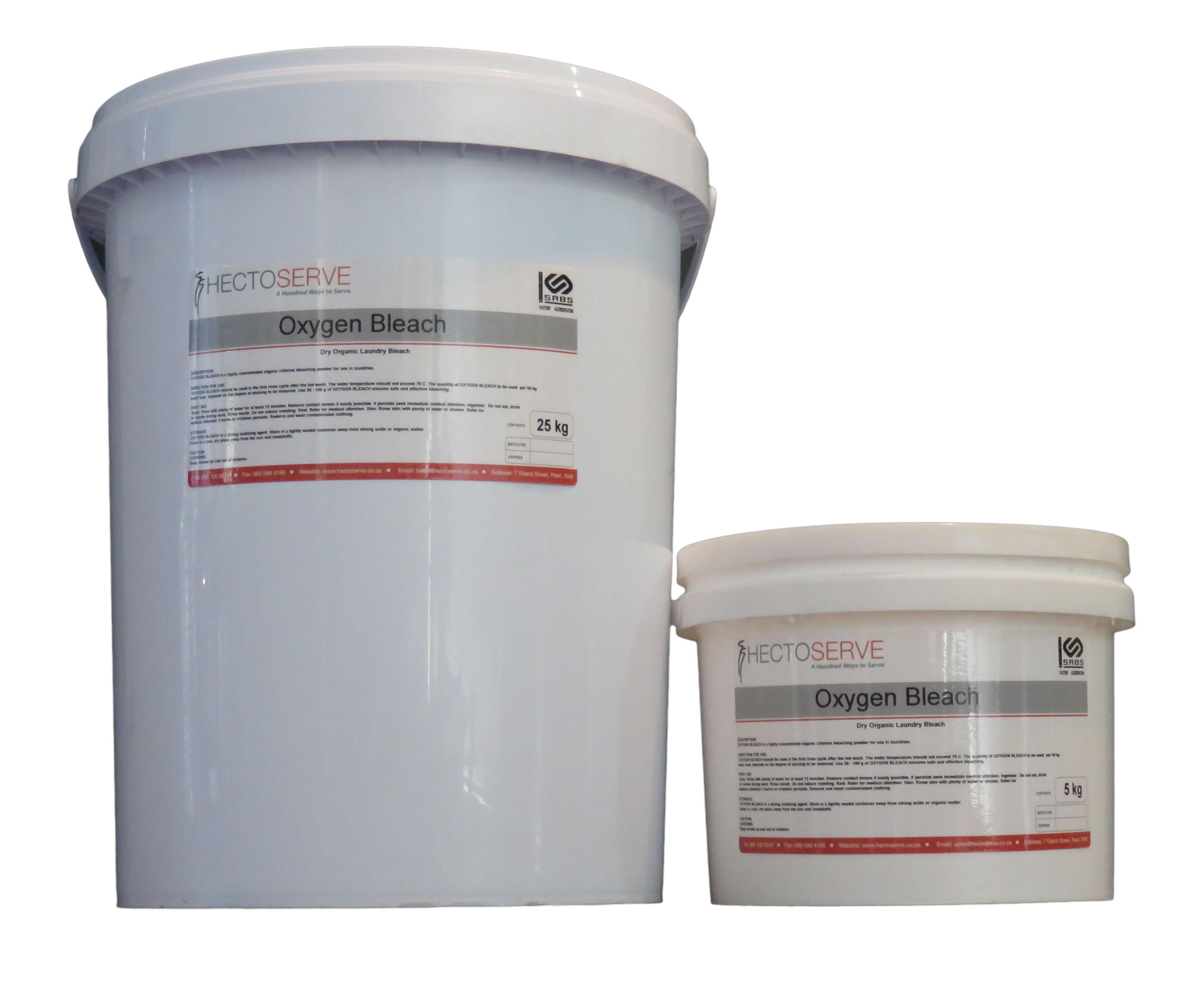 Hectoserve Oxygen Bleach Powder