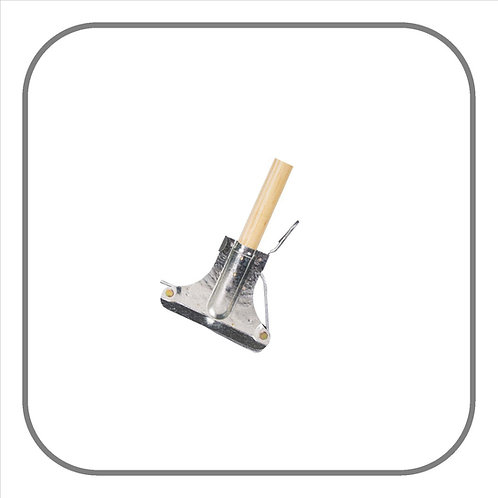 Fan Mop Handle Wooden