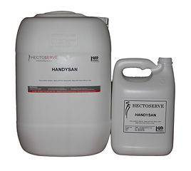 Hectoserve Ammoniated cream hard surface cleaner