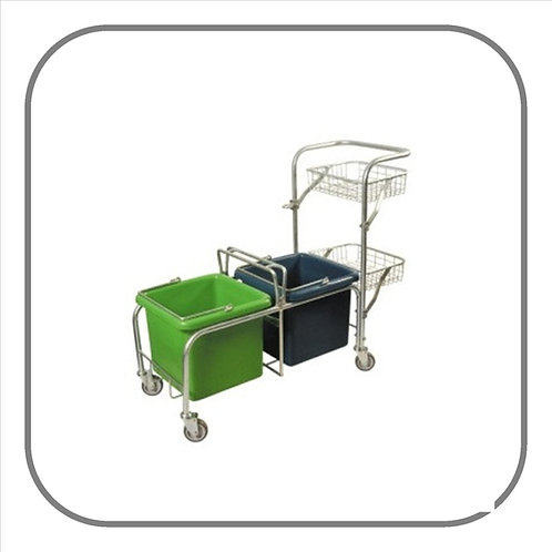 Camel Combo Double Trolley