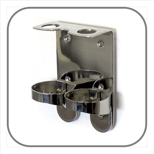 Double Stainless Steel Bracket 310ml