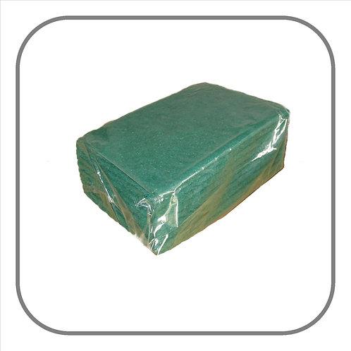 Green Scourers x 10
