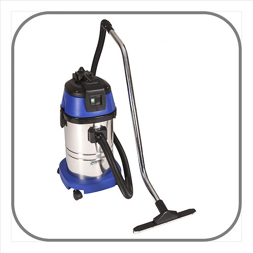 30L Stainless Steel Vacuum Cleaner