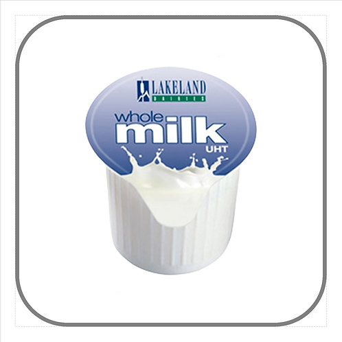 Lakeland Milk Pods 12ml x 480