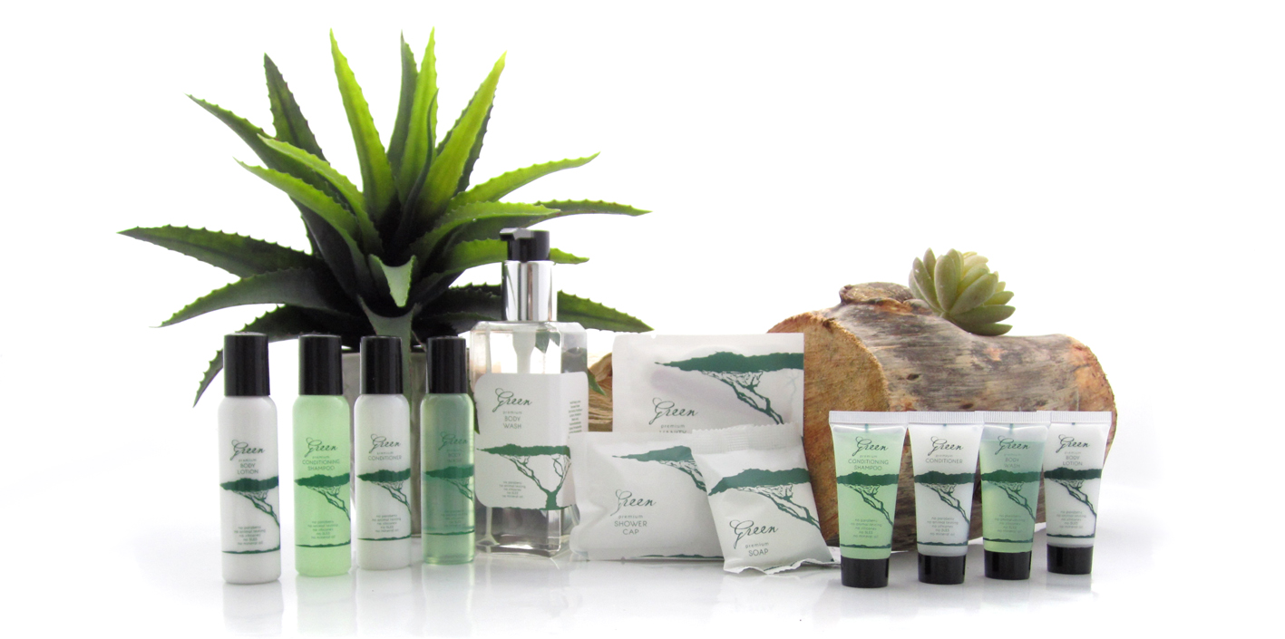 Hectoserve Green Hotel Guest Soaps