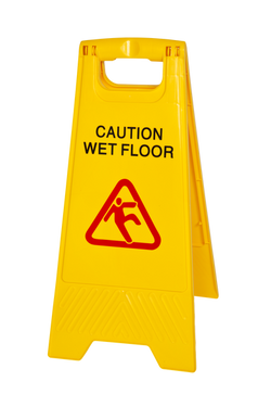 Hectoserve Wet Floor Signs