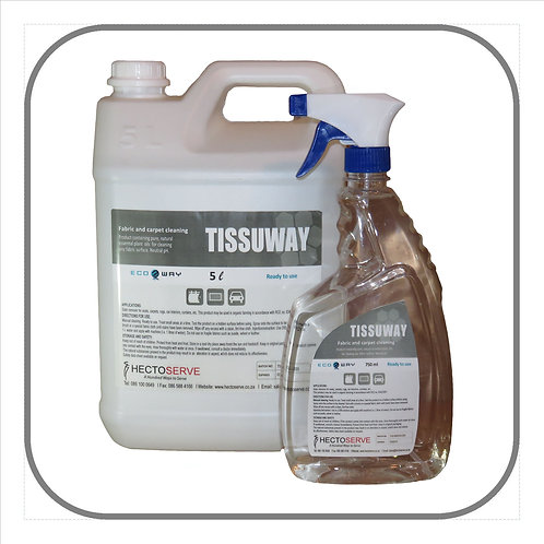 Tissuway Fabric and Carpet Cleaner