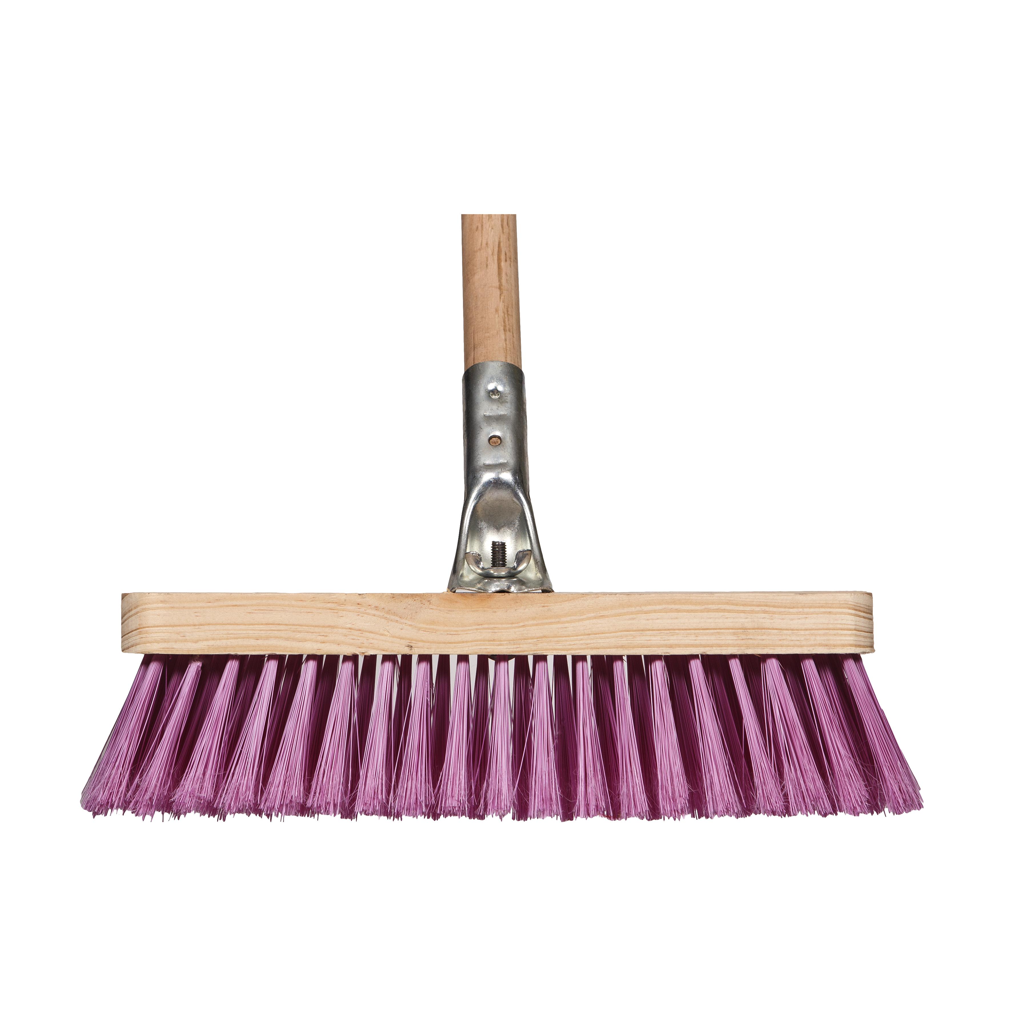 Hectoserve Complete Broom Wooden