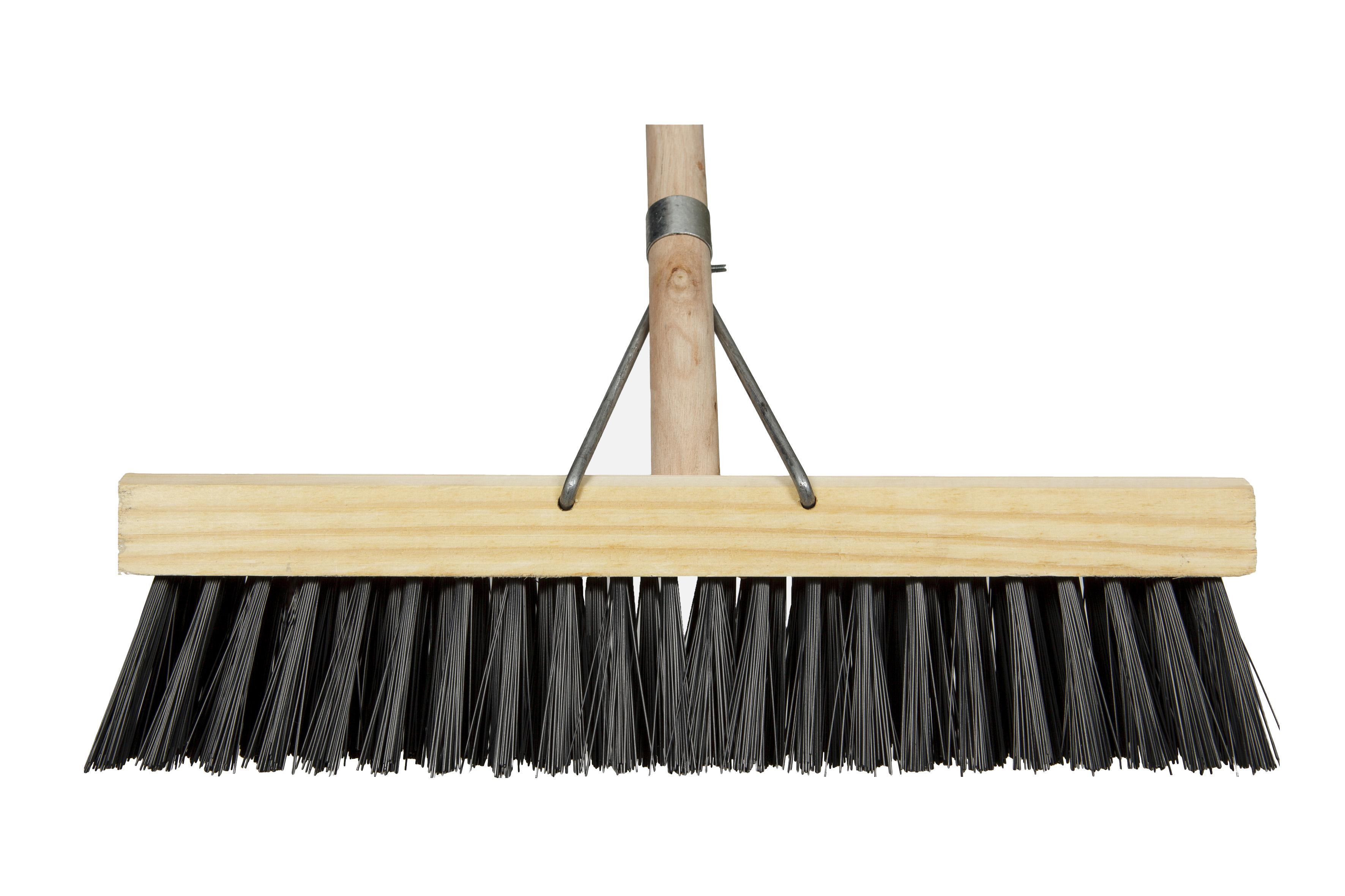 Hectoserve Platform Broom Soft