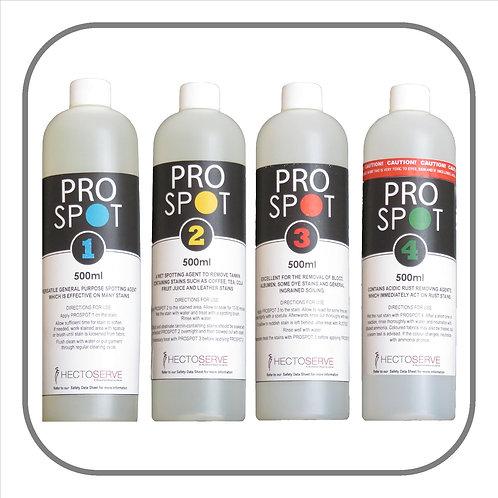 Pro Spot Stain Removal Kit