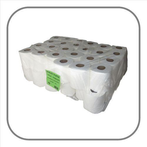 Toilet Paper 1ply 48 Pack Hectoserve