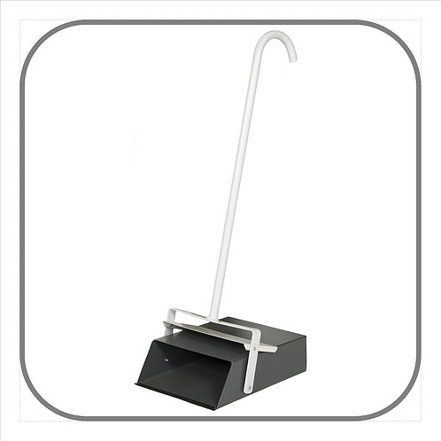 Metal Long Handle Dust Scoop