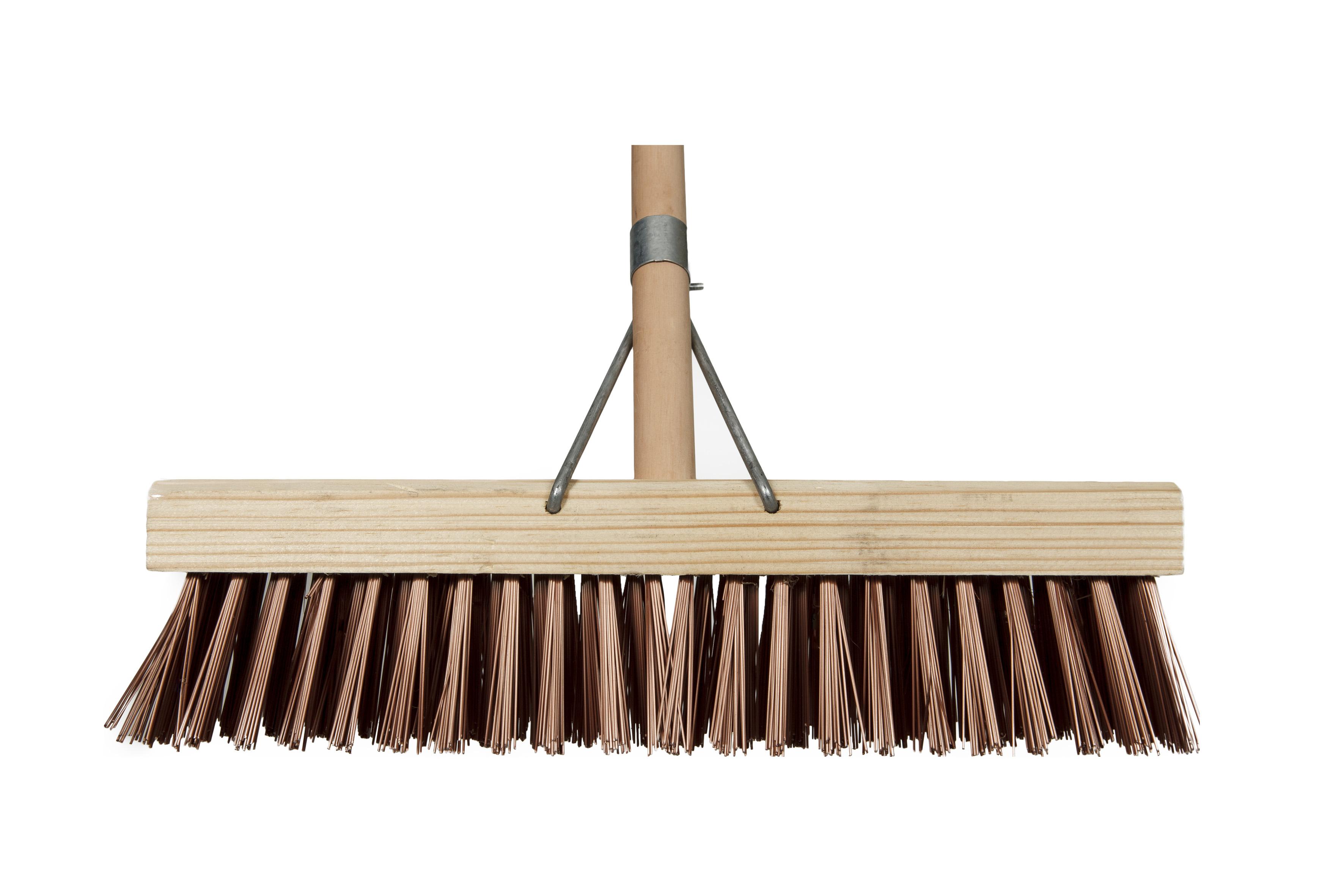 Hectoserve Platform Broom Hard