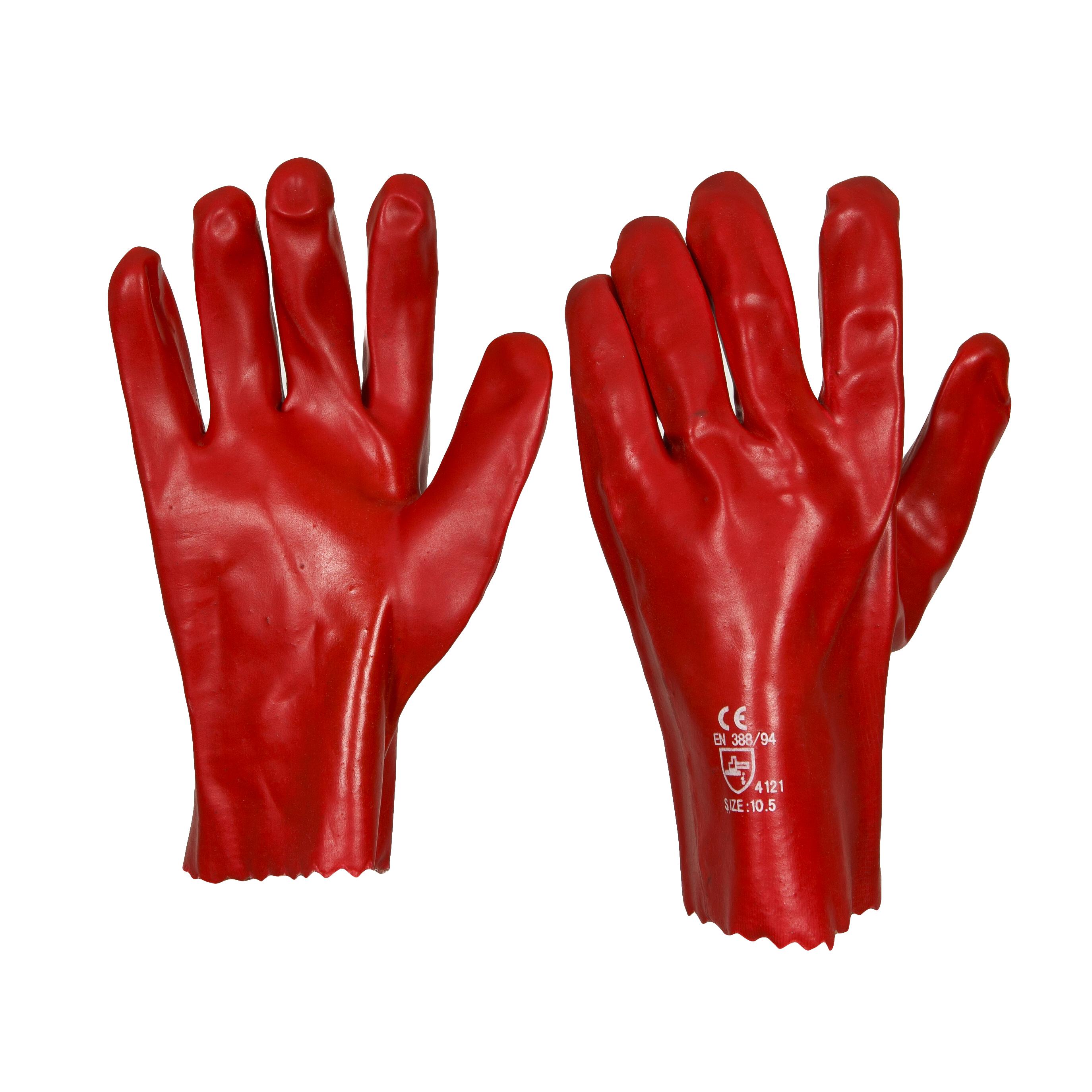 Hectoserve short PVC Gloves