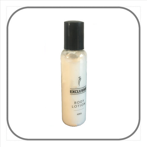 Exclusive Body Lotion 40ml Single Units