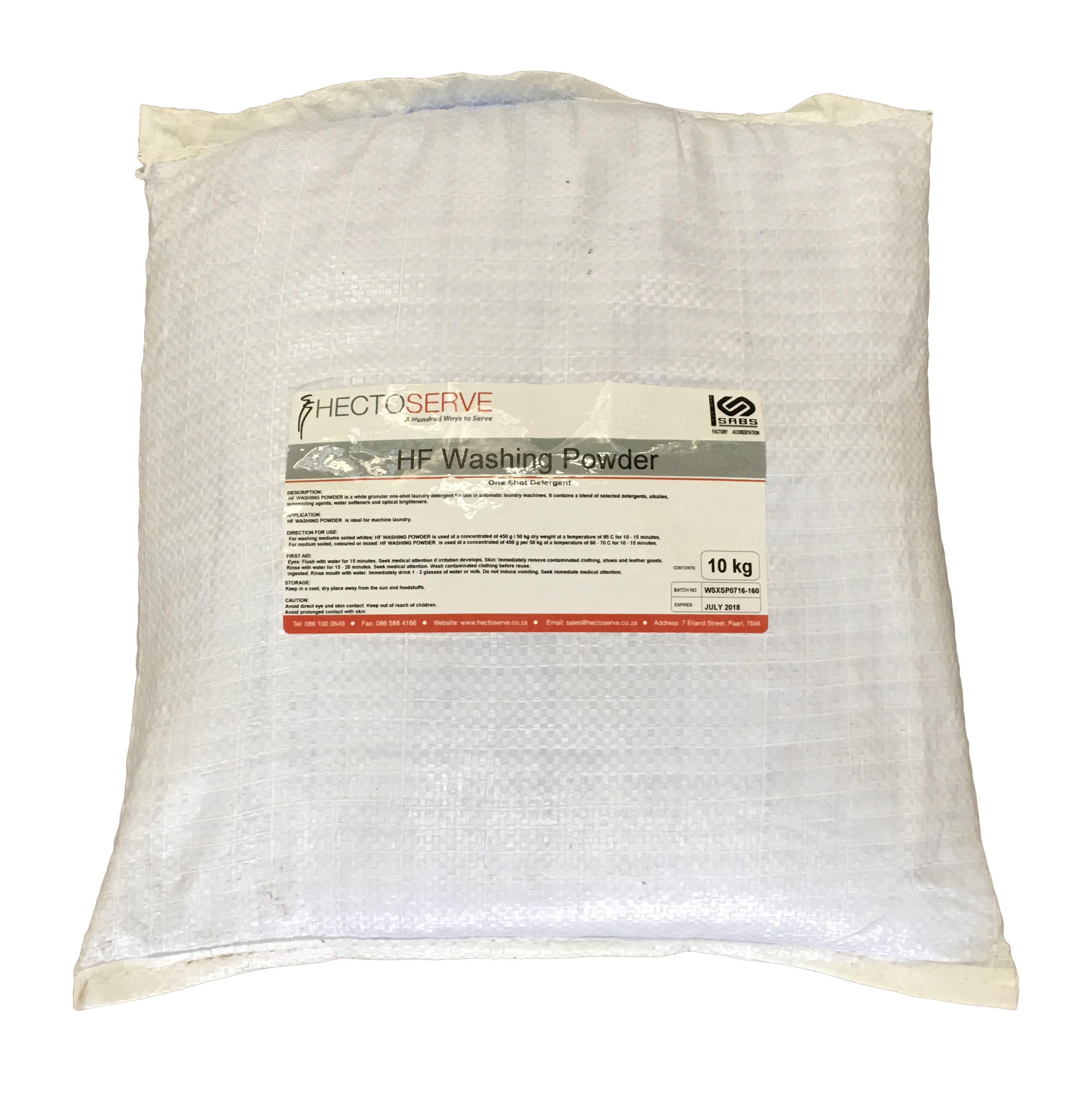 Hectoserve High Foam Washing Powder