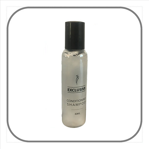 Exclusive Conditioning Shampoo 40ml x 100