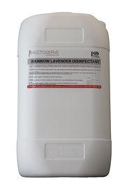 Hectoserve Economical lavender detergent disinfectant