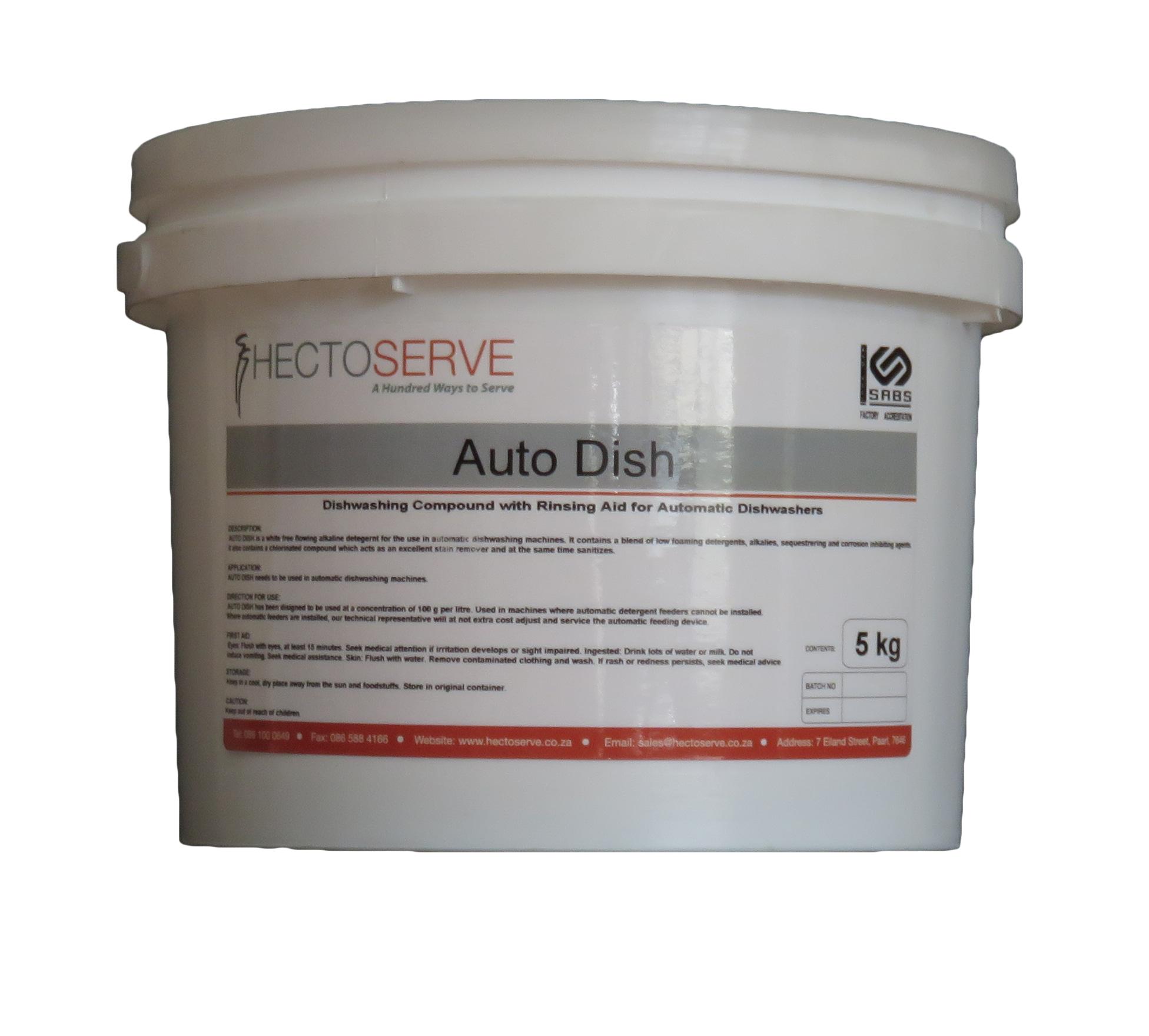 Auto Dish Dish Washing Powder
