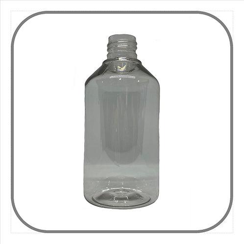 250ml Clear Round Bottle