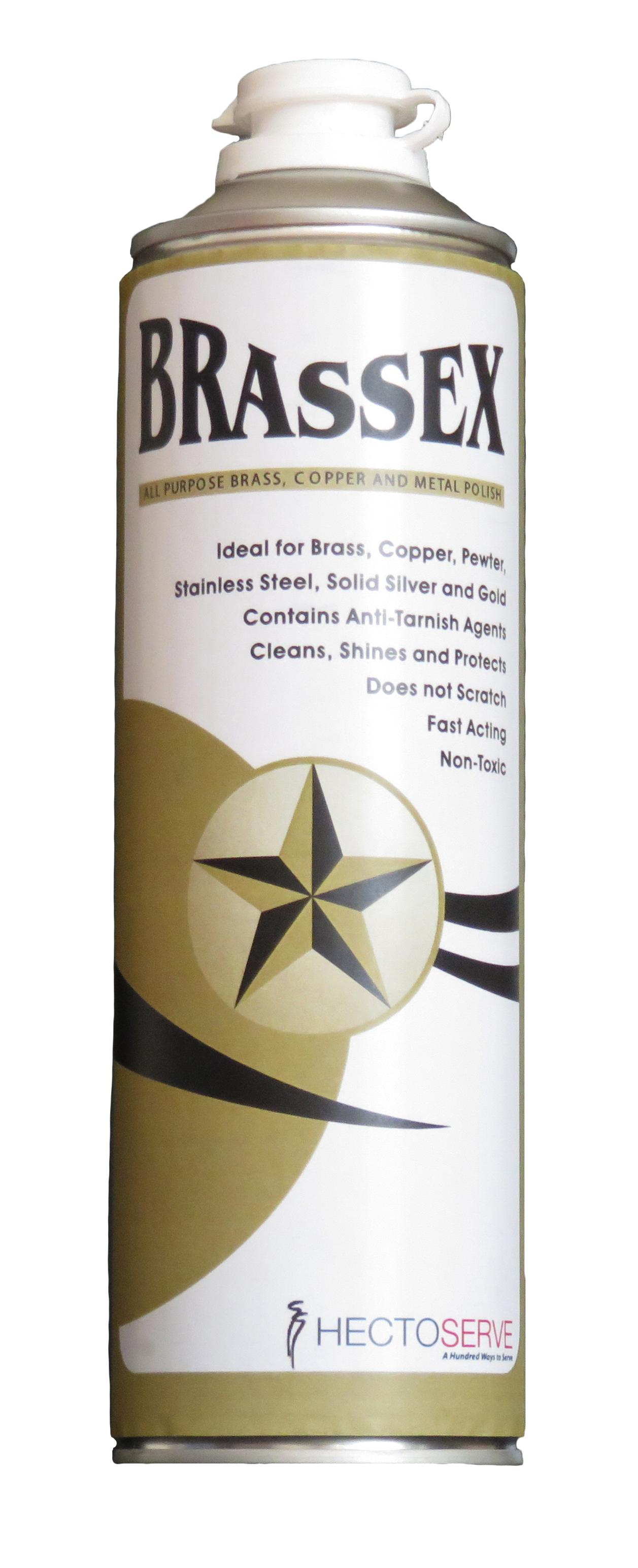 Hectoserve Brassex Brass Cleaner