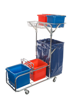 Hectoserve Dirt Buster Trolley