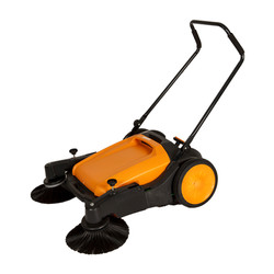 Hectoserve Push Sweeper
