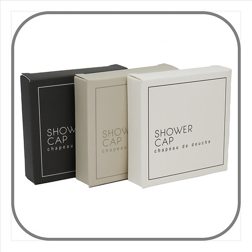 Generic Boxed Shower Caps x 100