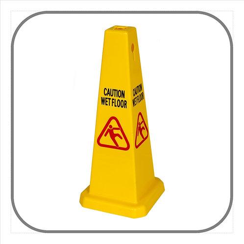 65cm Wet Floor Sign Cone