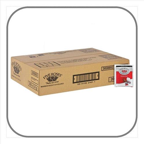 Five Roses Rooibos Tea Envelopes 2g x 200