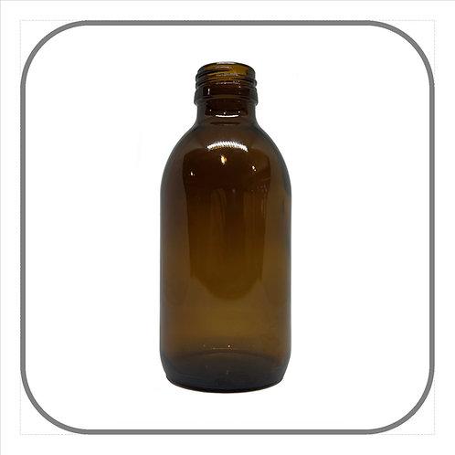 200ml Amber Glass Bottle