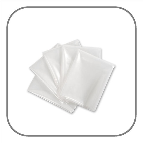 Clear Refuse Bags 40 micron