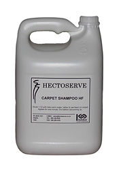 Hectoserve High Foam carpet shampoo for hand wash